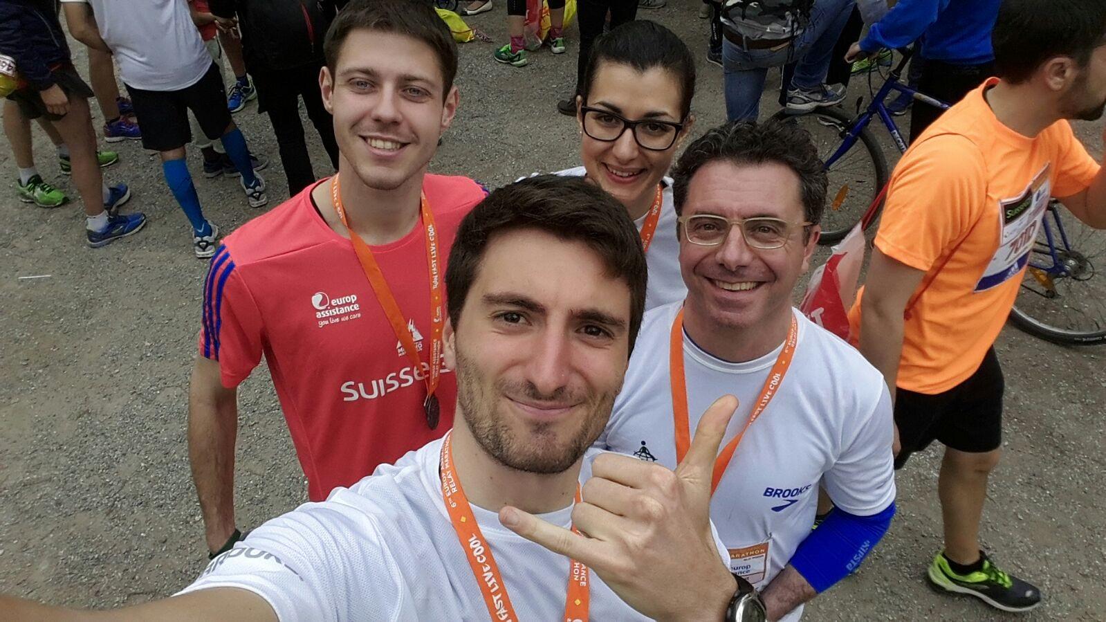 M.A.D.E. for Dynamo-Matteo, Azzurra, Davide ed Ernesto