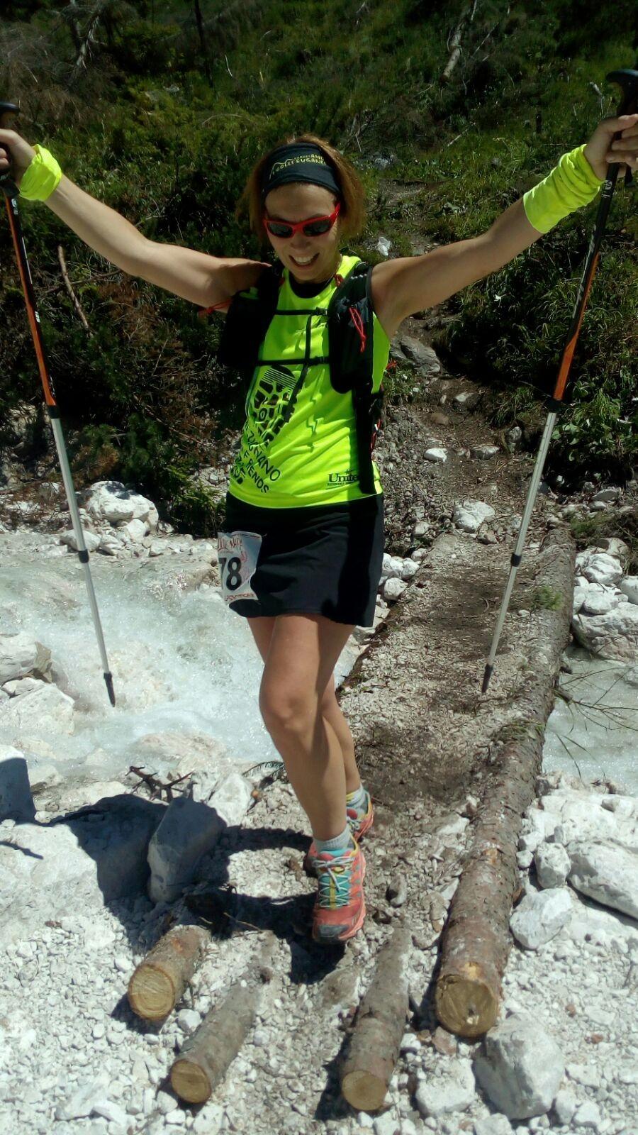 La mia prima Maratona per una giusta cau-Laura Pirotto