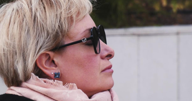 Corro per la ricerca sul tumore al seno-Simona Bassi