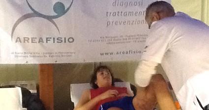 Fisiosolidarietà con Area Fisio-Dario Maria Villa