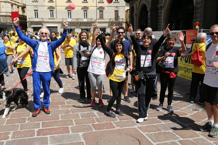 #Teen4Food: 7k race to fight cancer-Giorgia Buselli