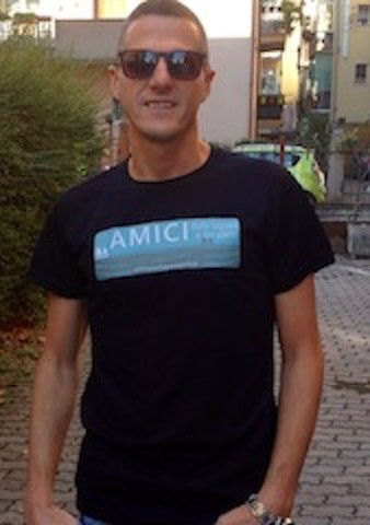 Corriamo per sostenere-Luca Sportiello