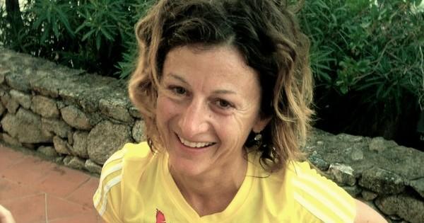La mia prima vera Maratona-Francesca Gervasoni