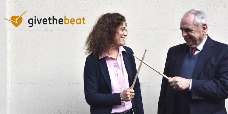 #GivetheBeat - Sara e Goffredo Modena-Sara Modena