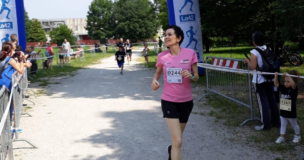 Da pinguino nel deserto a mezza maratona-Valentina Bernocco