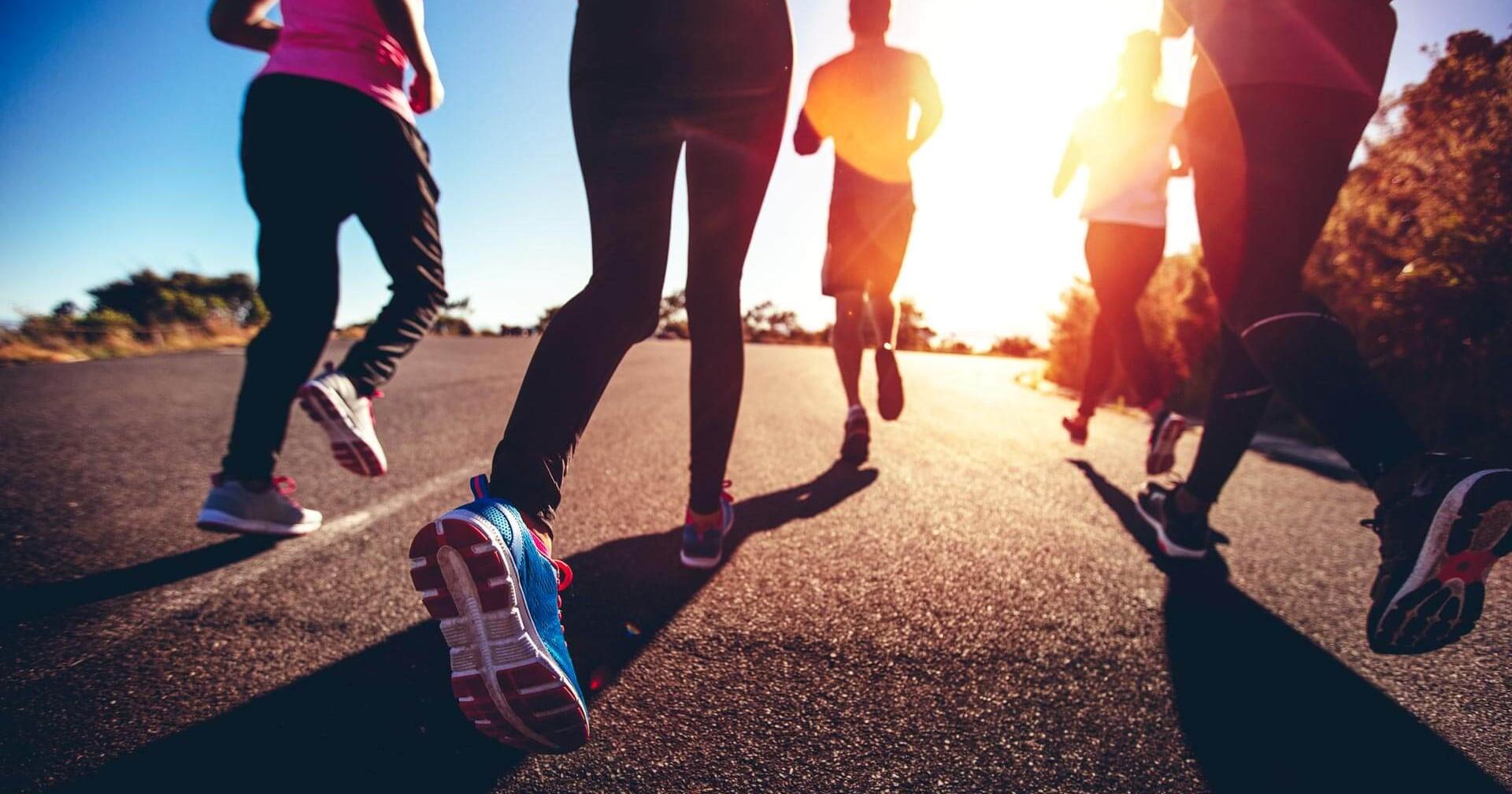 Colleagues, friends...runners!-Sara Pagliardi