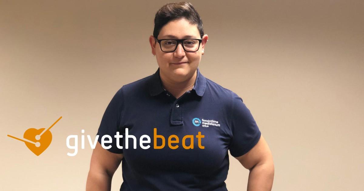 #GivetheBeat