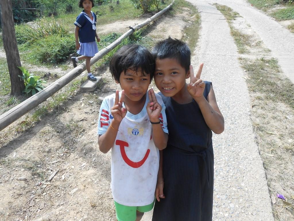 Aiutiamo il piccolo Sole tailandese!-Veronica Giunta