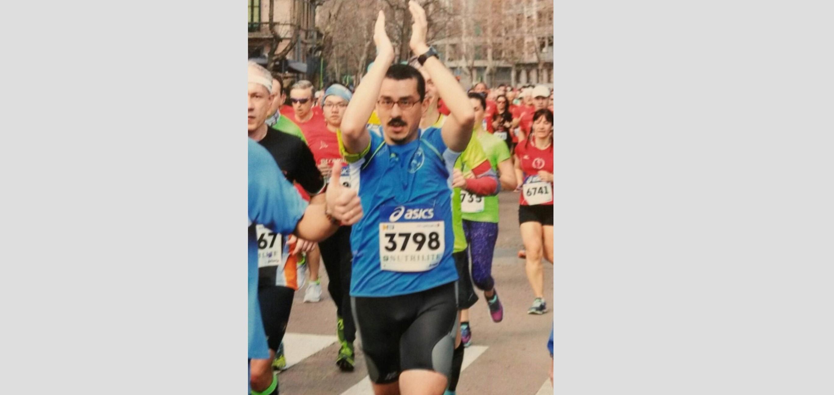Run Talu run-Alberto Talu