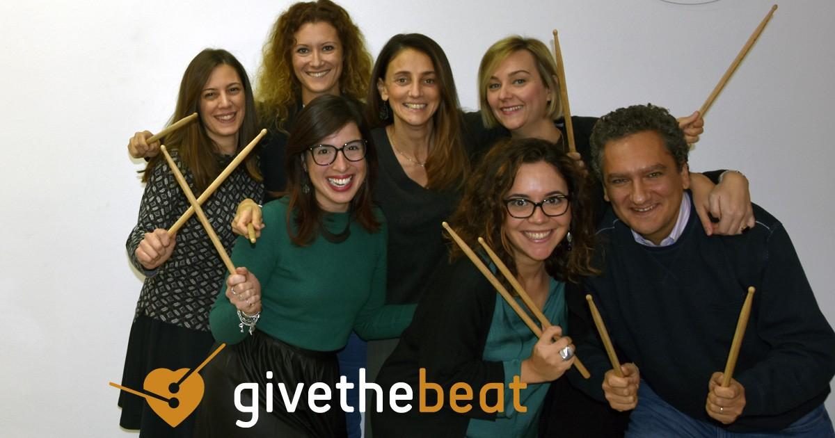 #GivetheBeat - Team Mission Bambini-Irma Fasani