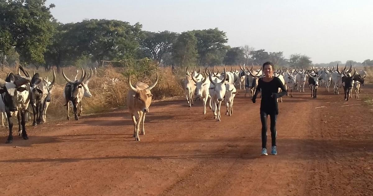 100 km per il Sud Sudan-Cristiana Lo Nigro