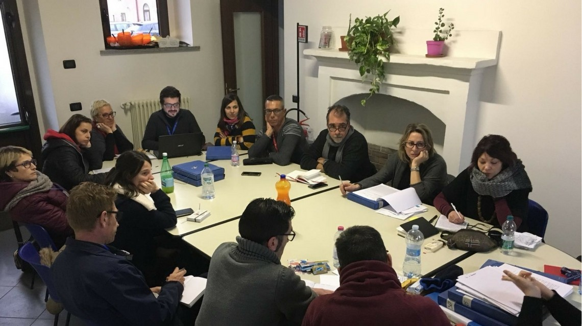 Un pane per unire storie e culture!-Angelo Enrico Nazzari