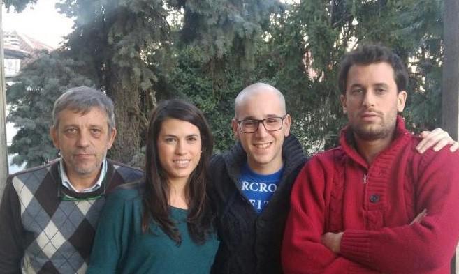 COM'IN AND RUN WITH US-Milena, Tommaso Claudio e Stefano