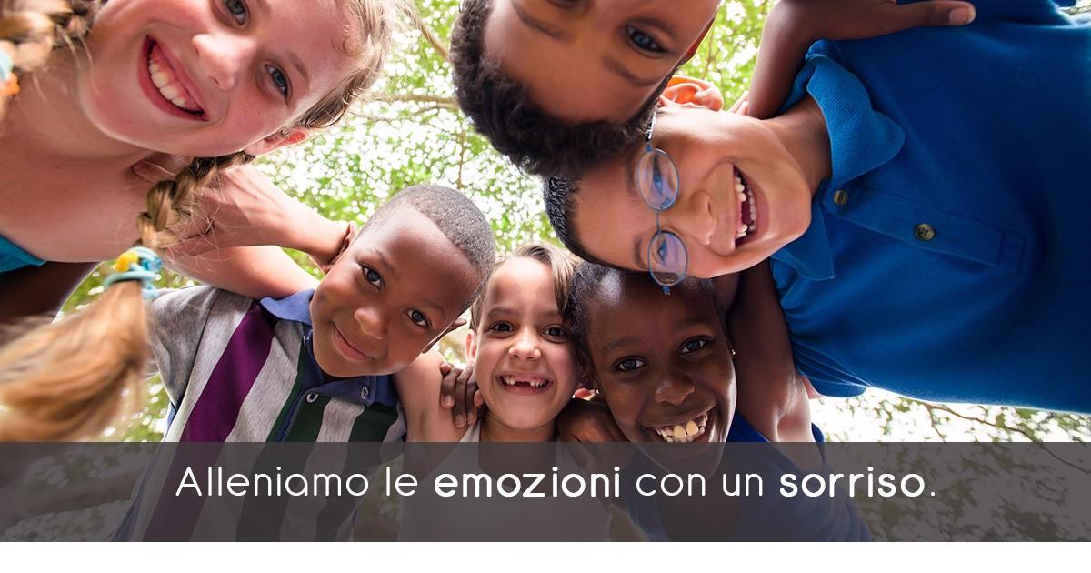 Un sorriso per tutti-Francesca Rossini