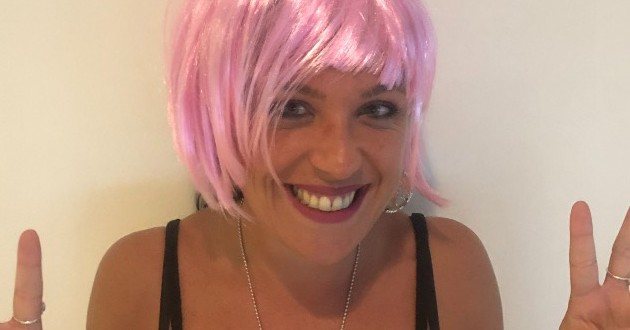 PINK for LIFE-Mariangela Millefiore