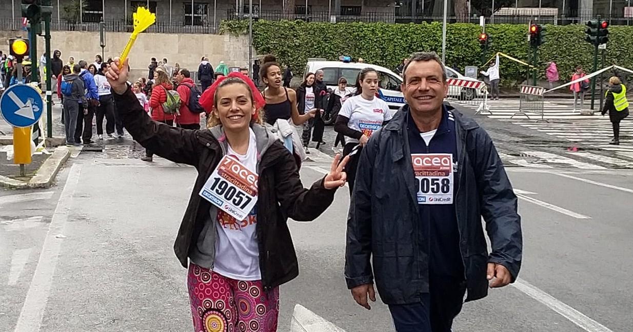 Corriamo con il sorriso-Federica Cerini