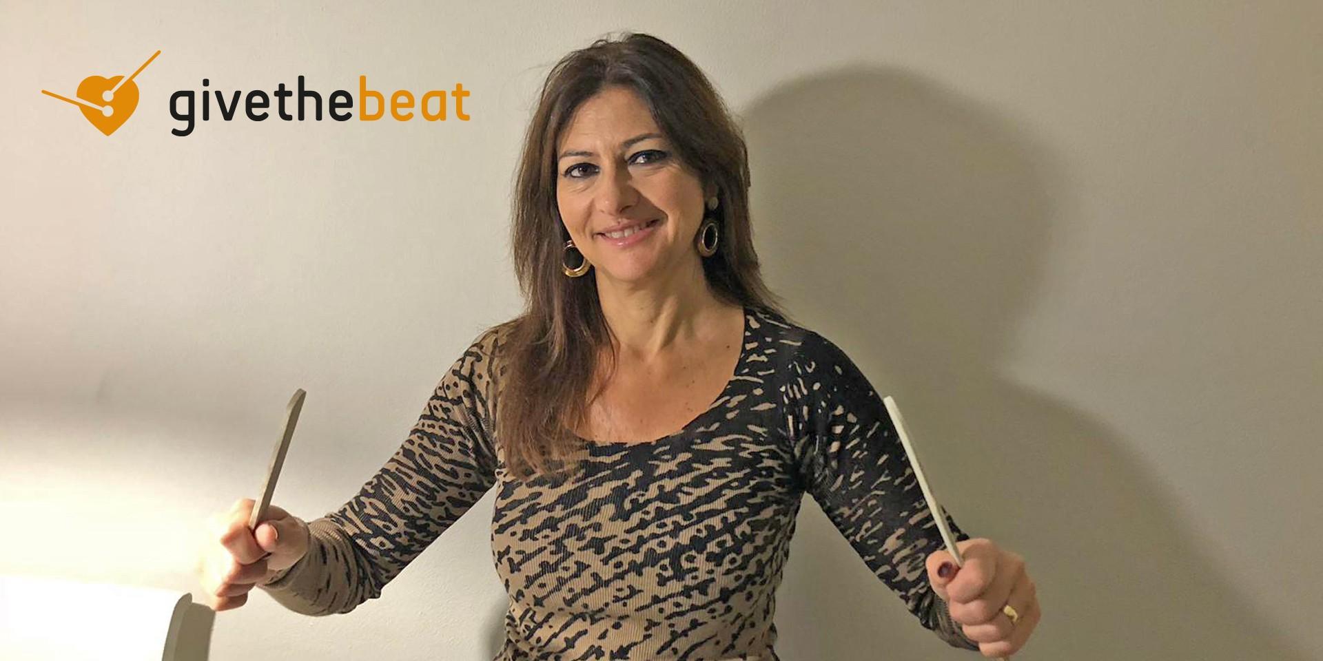 #GivetheBeat - Alessandra Meregalli-Alessandra Meregalli
