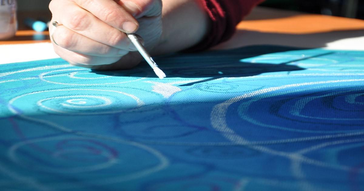 Creativa-mente: colora il nostro muro -ELENA VIDALE