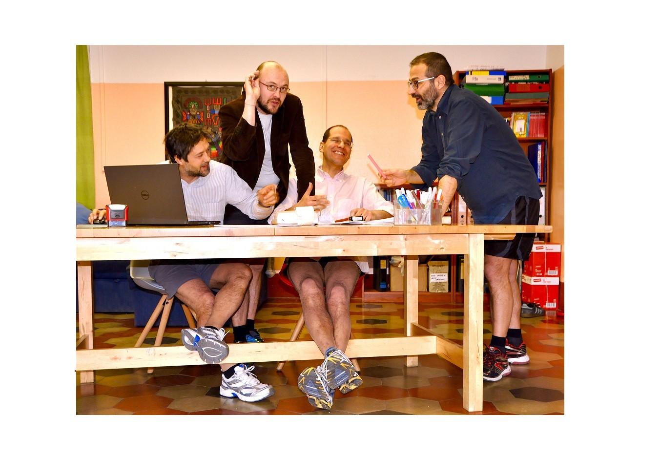 acido galattico-Emanuele, Marco,   Sergio, Vincenzo