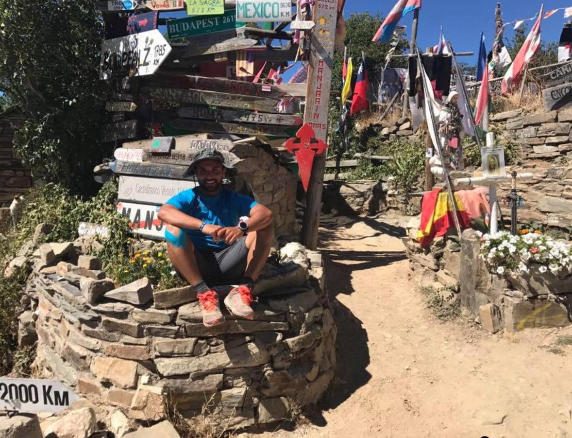 Da Lourdes a Santiago 1200km di speranza-Davide D'Agostino