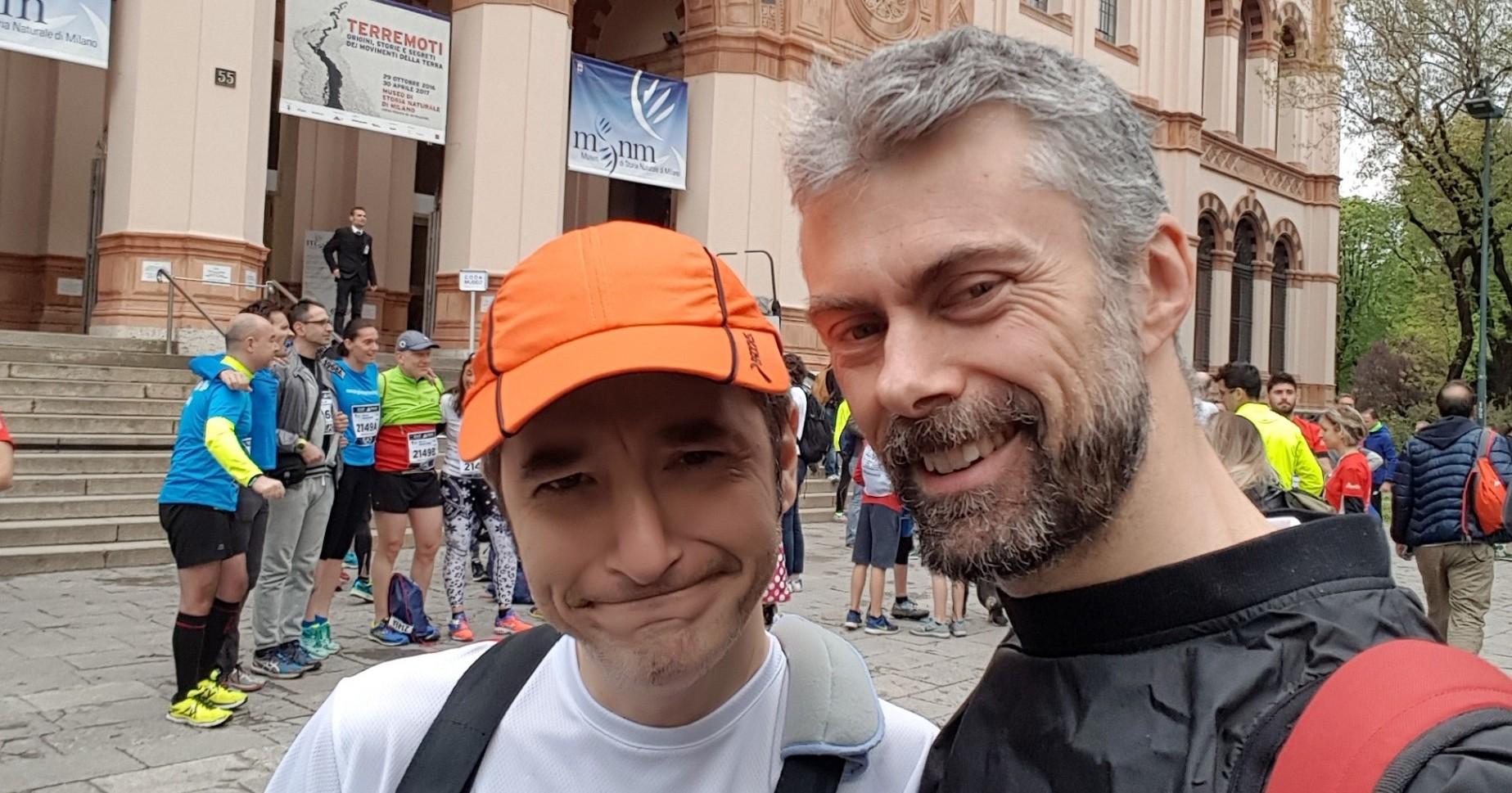 Corri con TCC per far del bene!-Luca Bavastro