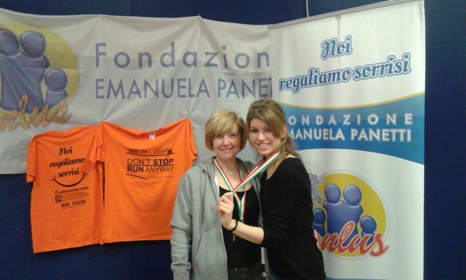 Corriamo per i bambini affetti da lesioni al sistema nervoso-Onlus Panetti