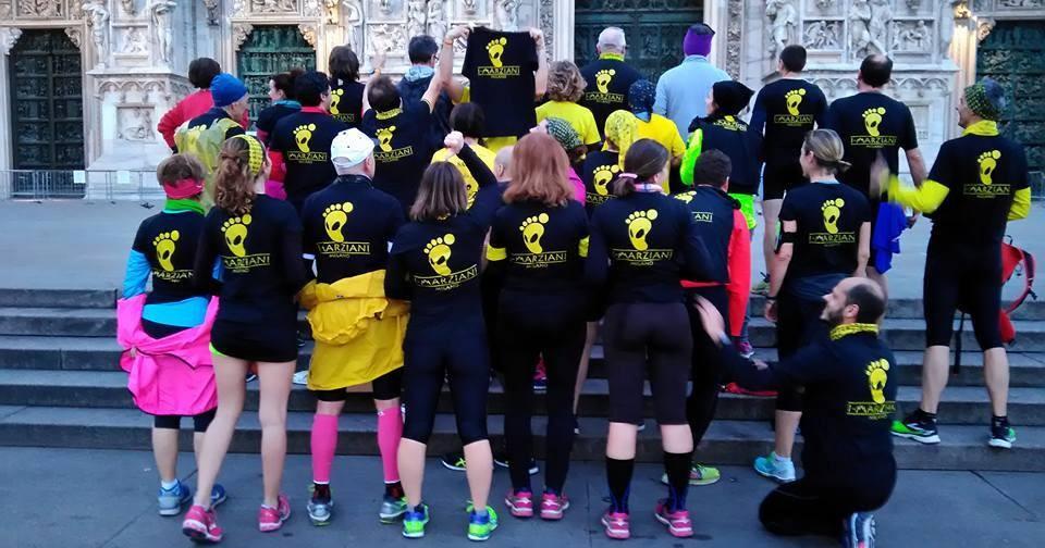 Run In Milan 2021-#RUNFOREMMA & friends