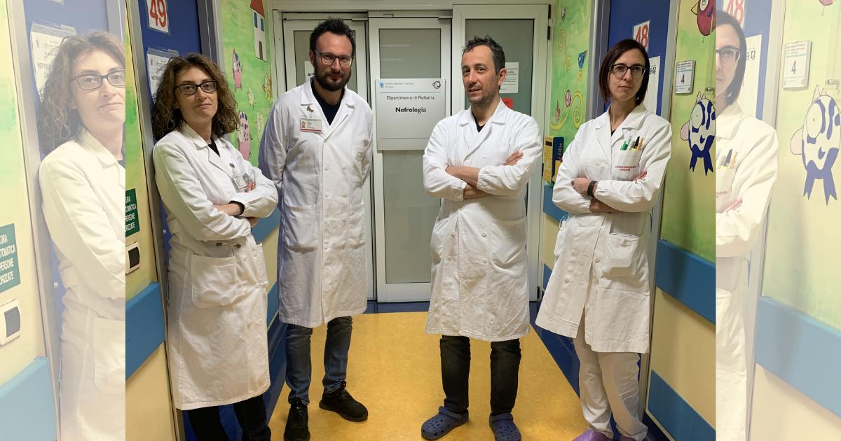 DONA LA VITA per la NefrologiaPediatrica-Fondazione Salus Pueri