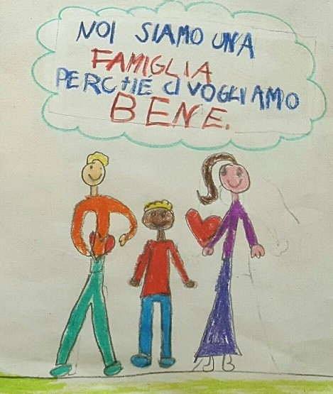 CONCORSO L'adozione fra i banchi scuola-ItaliaAdozioni