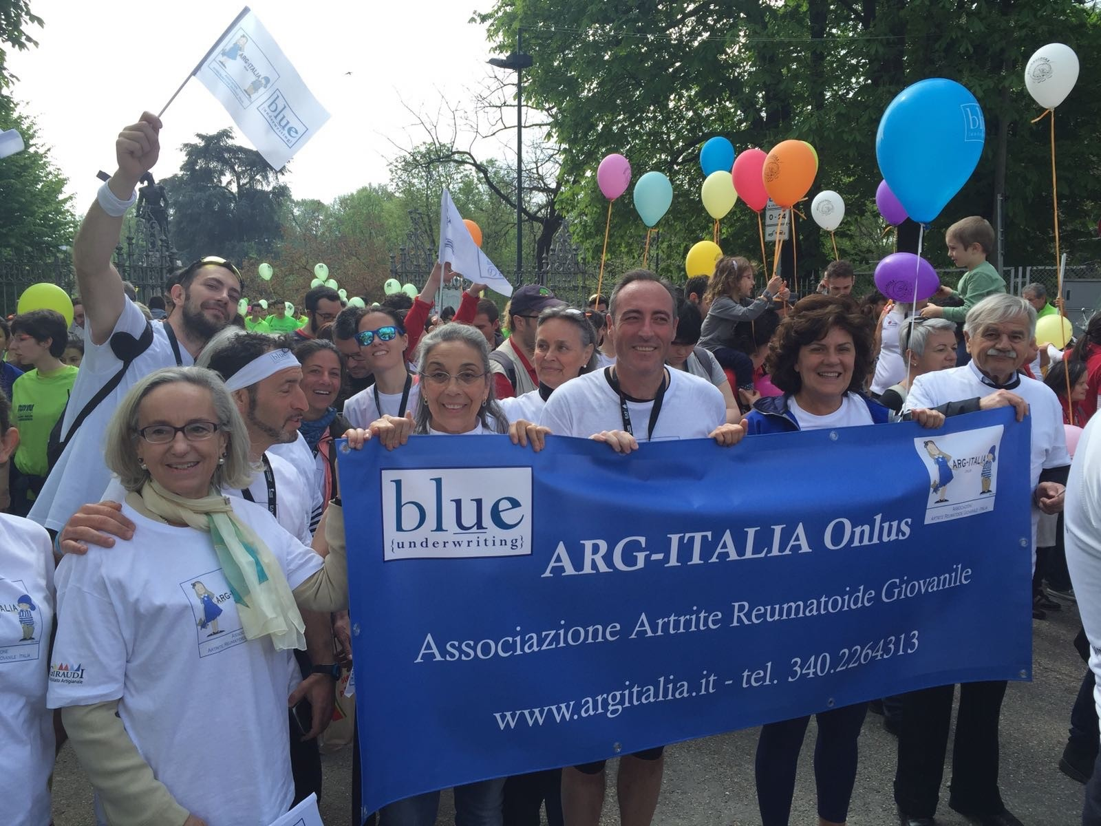 PROGETTO UVEITE: CORRI con NOI-ARG-ITALIA Onlus