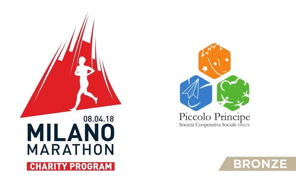 Il Piccolo Principe alla Maratona di Mil-Piccolo Principe onlus