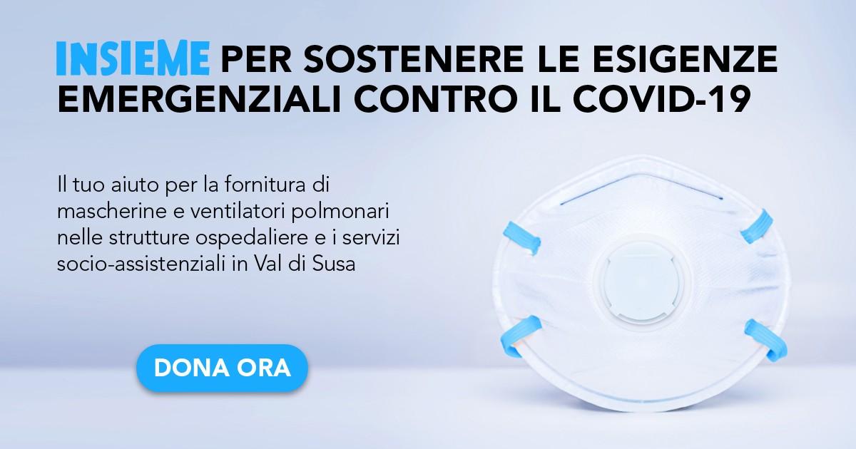 Insieme per l'emergenza in Val di Susa-2gether onlus
