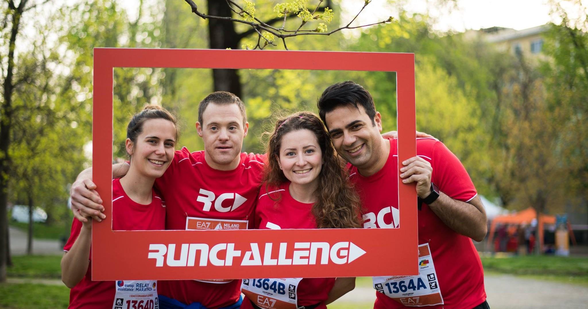RunChallenge - Roma-PlayMore!