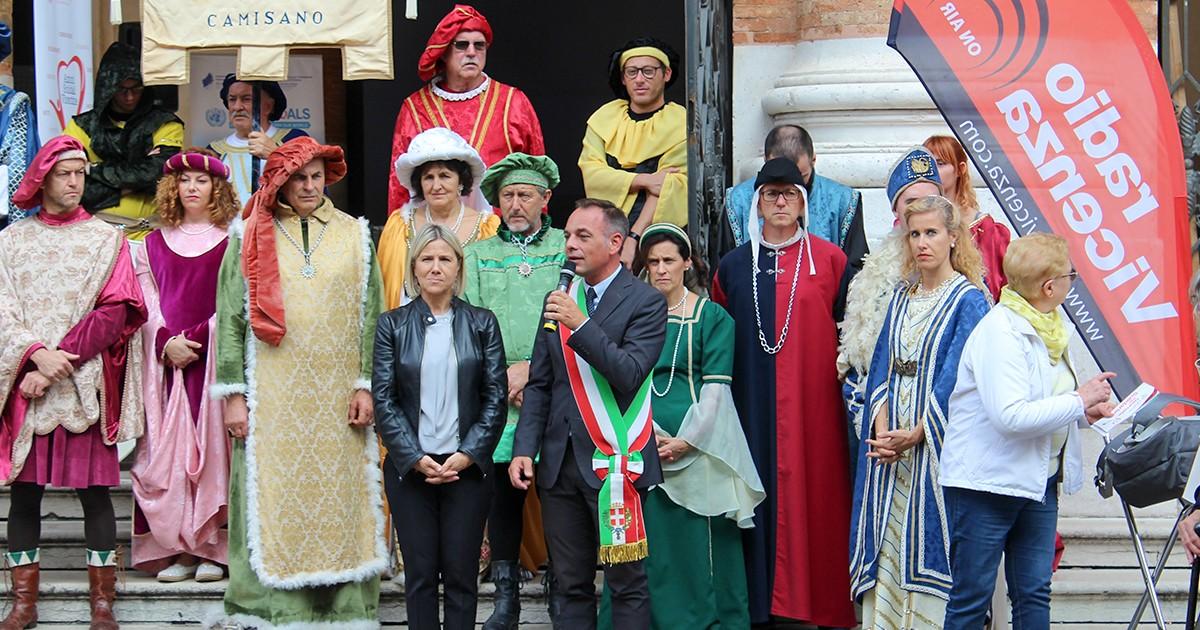 Vicenza Solidale covid19-Volontariato in Rete