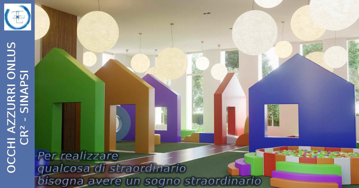 CR² Sinapsi Occhi Azzurri Onlus-Occhi Azzurri Onlus