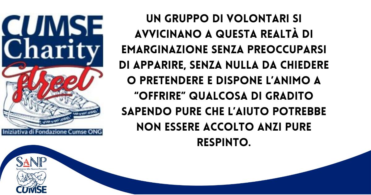 Progetto SaNP -Fondazione Cumse
