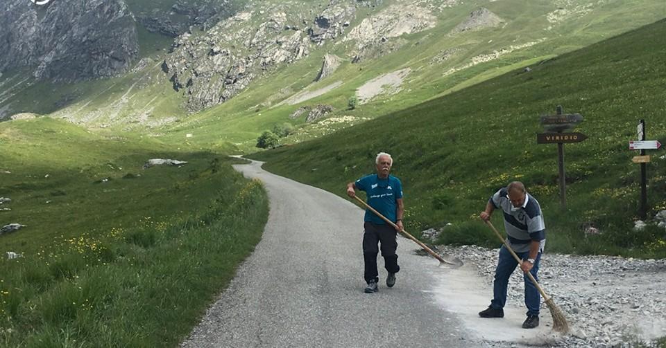 SALVIAMO LE STRADE DI MONTAGNA -FAUSTO COPPI ON THE ROAD