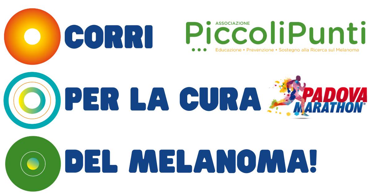 Corri per la cura del melanoma!-Associazione Piccoli Punti