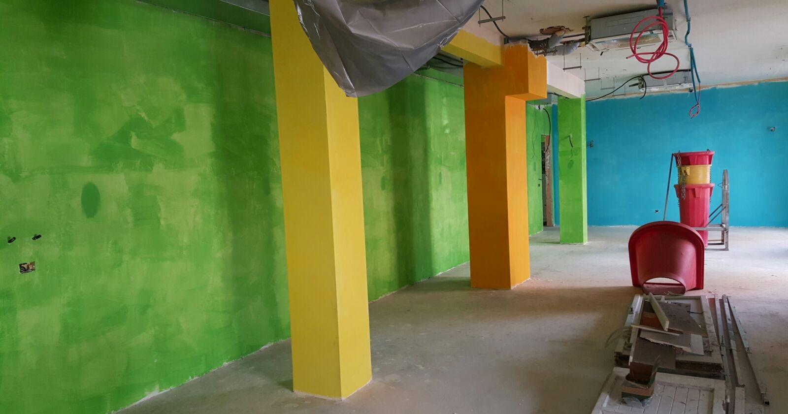 La Casa a Colori per bambini oncologici-AGOP Onlus