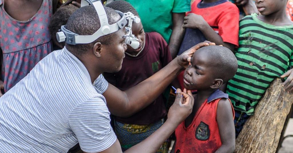 Fermare il tracoma per sempre si può!-Sightsavers Italia Onlus