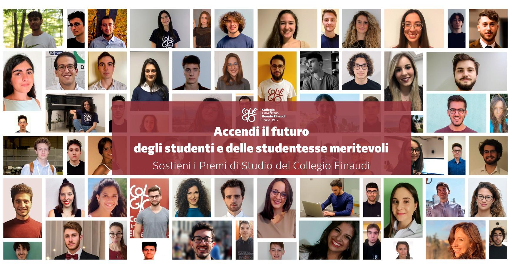 Premi di Studio-Collegio Universitario Einaudi