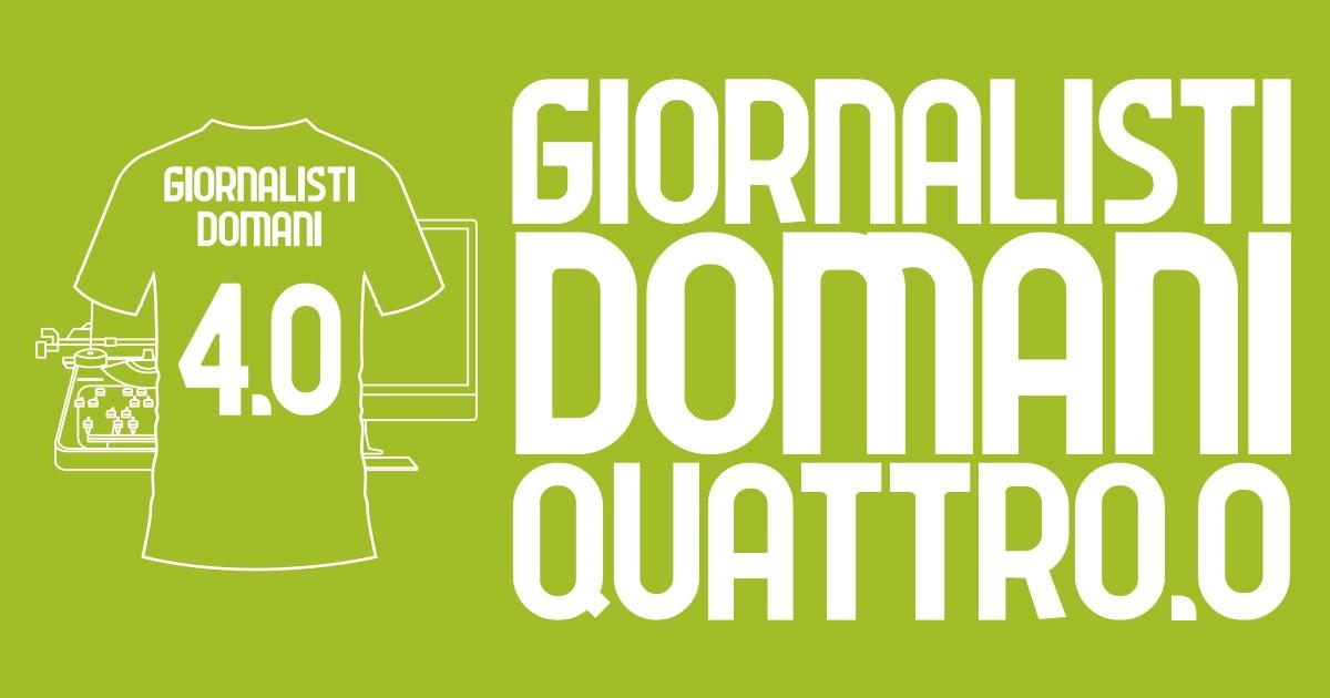 Giornalisti Domani 4.0-Associazione Piero Dardanello