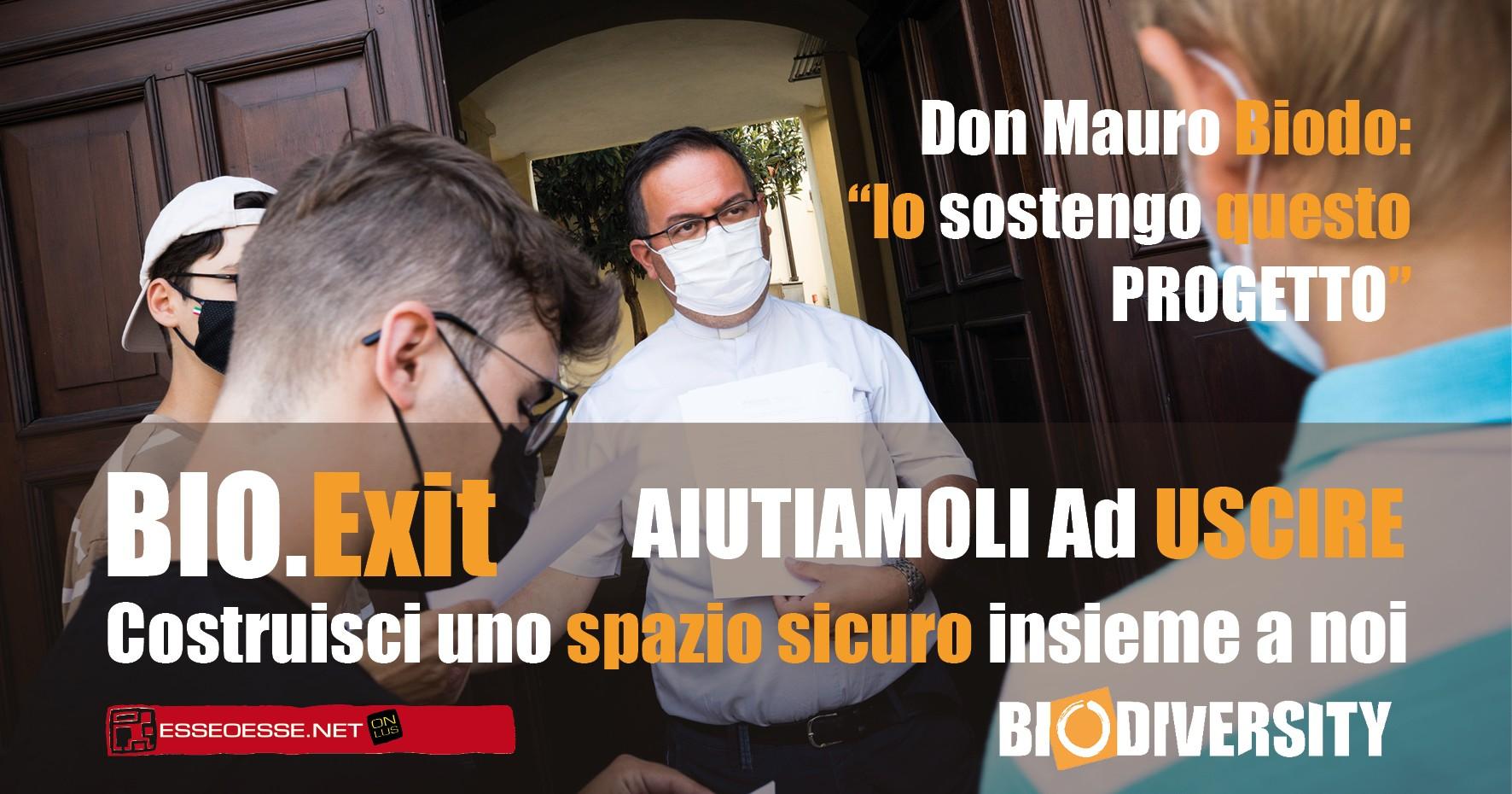 BioExit: Costruisci Insieme a Noi-Esseoesse.net Onlus