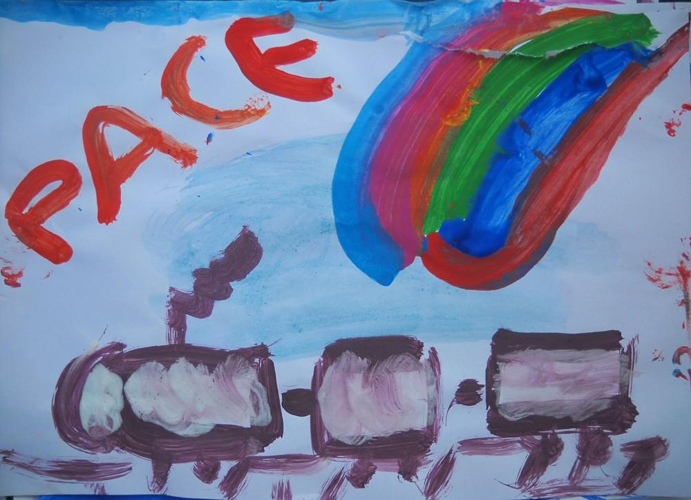Ripartiamo con la Carovana della Gioia-La Scuola di Pace