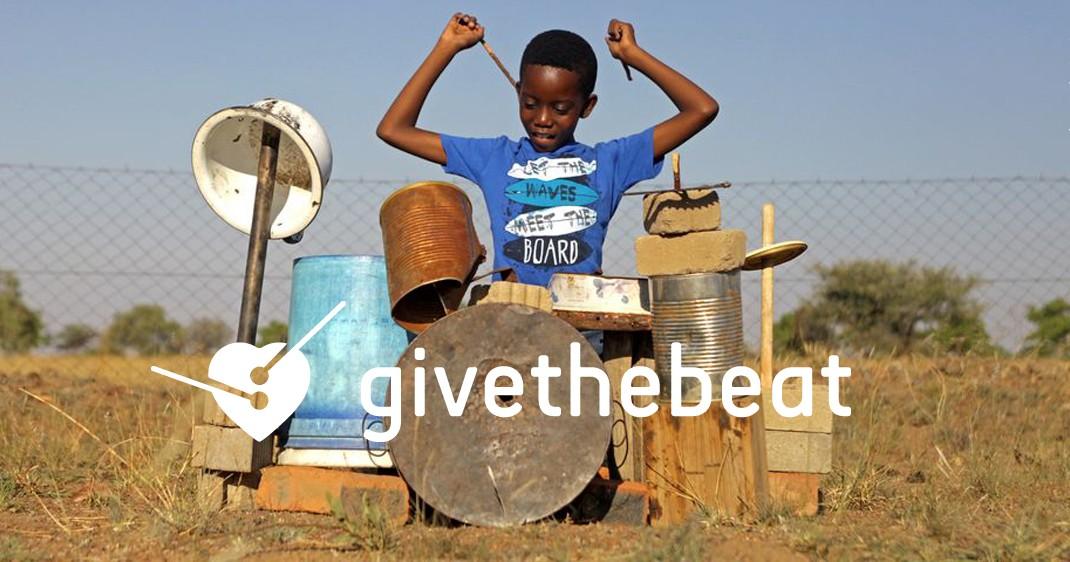 #GivetheBeat 2019: 80 bambini da salvare-Mission Bambini