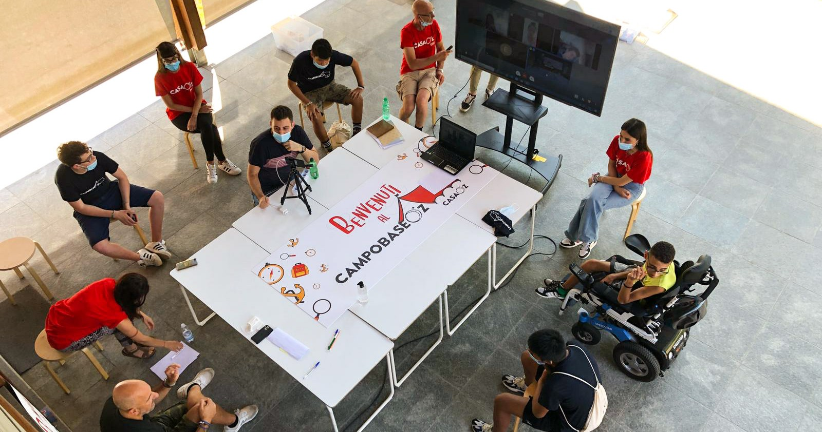 OZLINE: INSIEME A CASAOZ!-CasaOz Onlus