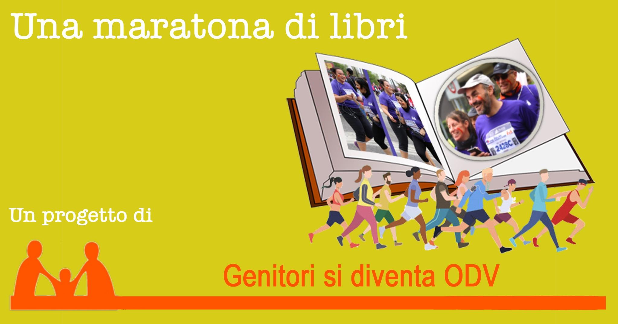Una maratona di libri-GSD ODV