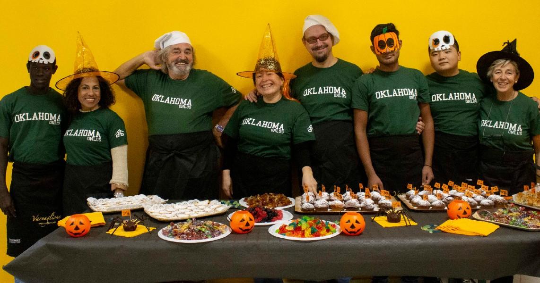 La Cucina di Albert-Comunità Oklahoma