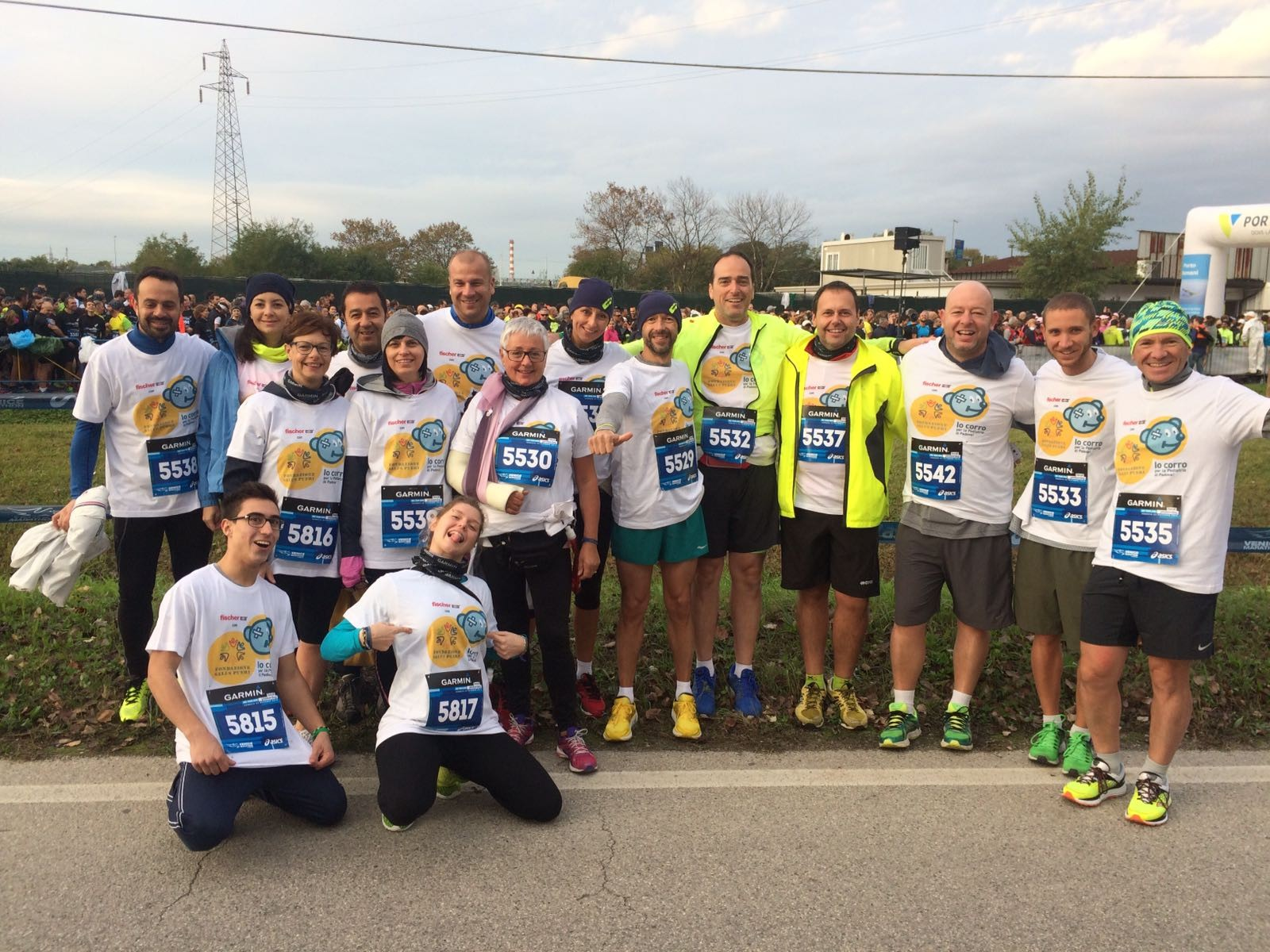 Corri con noi per la Pediatria!-Fondazione Salus Pueri