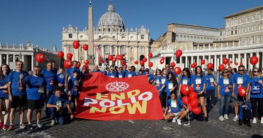 RunForPolio 2019 - Rotary Distretto 2080-Rotary International Distretto 2080